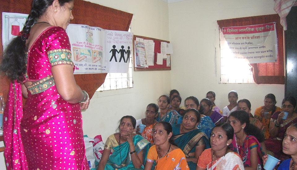 2011 health worker training Impact