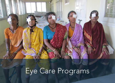 EYE CARE What We Do