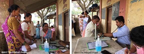 vivek img3 My visit to PRASAD Chikita   Dr. Vivek Panchapakesan