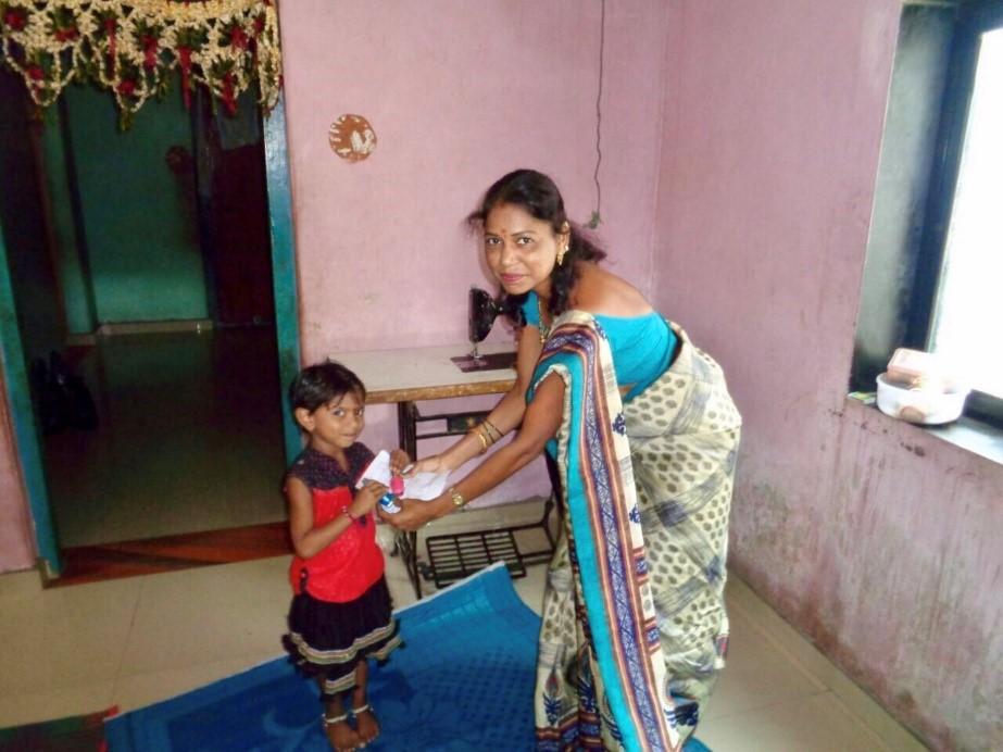 arpita post9 img4 Meethi Baathain, Meethi Yaadhain (Sweet exchanges, Sweet memories)
