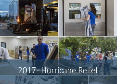2017 hurricane relief Disaster Relief