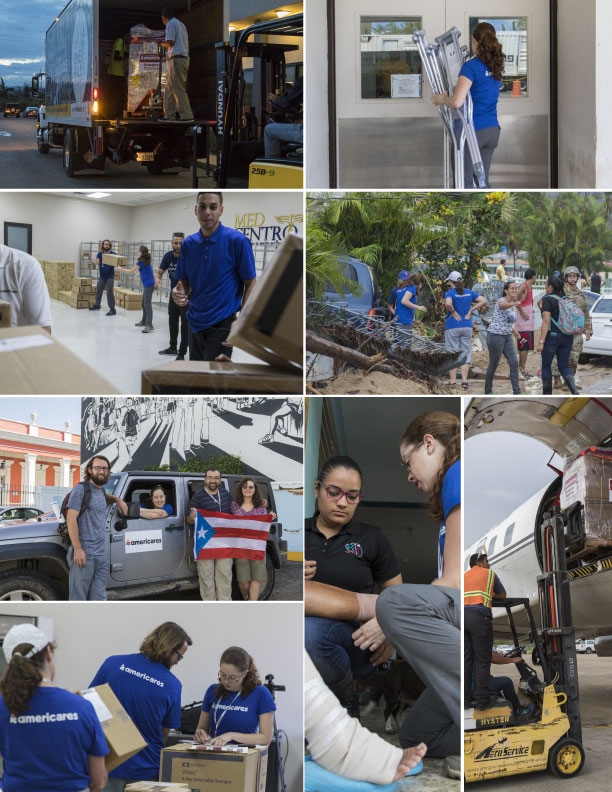 Photo Hurricane relief 2017 Hurricane Relief