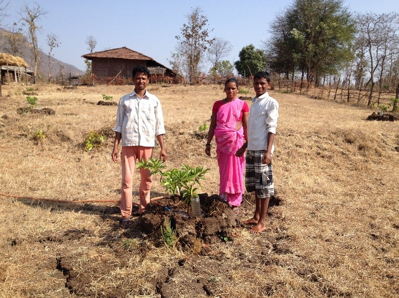 sudhakar family Report From the Field: A Farmer's Story