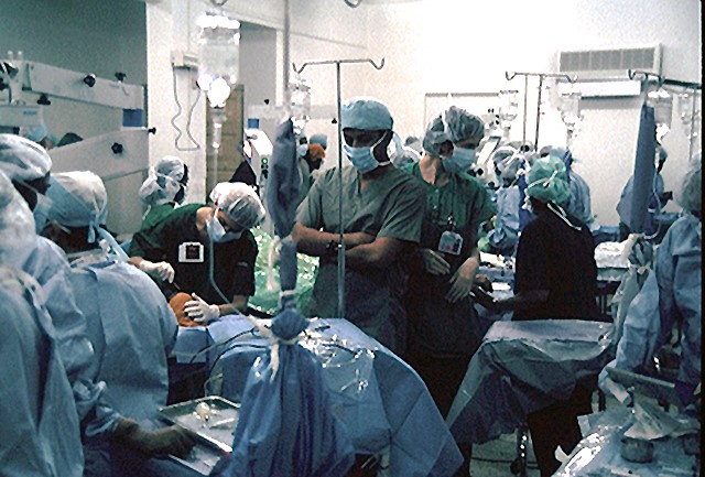pc eye camp operating room Celebrating 30 Years of Restoring Sight!